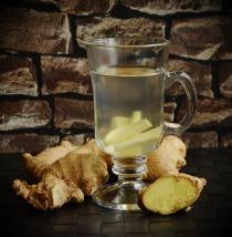 Ginger Ingber Ginger Tea Immerwurzel Imber